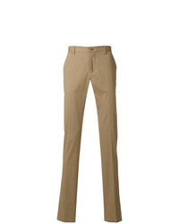 Pantalón chino marrón claro de Etro