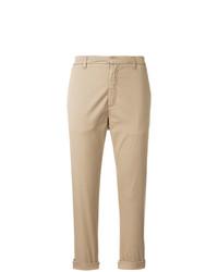 Pantalón chino marrón claro de Hope
