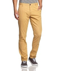 Pantalón chino marrón claro de Jack & Jones