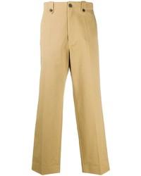 Pantalón chino marrón claro de Loewe