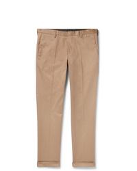 Pantalón chino marrón claro de Paul Smith