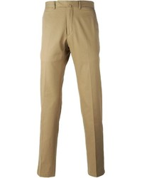 Pantalón chino marrón claro de Valentino