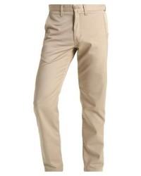 Pantalón chino marrón claro de Vans