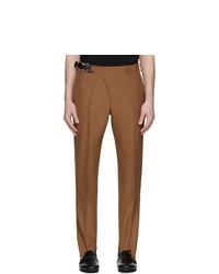 Pantalón chino marrón de 1017 Alyx 9Sm