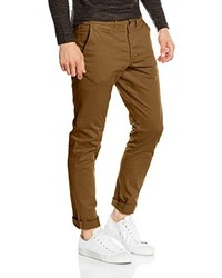 Pantalón Chino Marrón de Jack & Jones