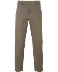 Pantalón chino marrón de Neil Barrett
