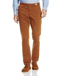 Pantalón chino marrón de Tommy Hilfiger