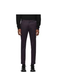 Pantalón chino morado oscuro de Paul Smith