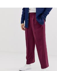 Pantalón chino morado de Noak