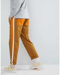 Pantalón chino mostaza de ASOS DESIGN