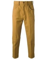 Pantalón chino mostaza de Levi's
