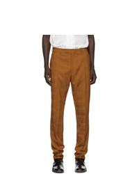 Pantalón chino mostaza de Paul Smith