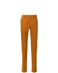 Pantalón chino mostaza de Pt01