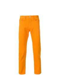 Pantalón chino naranja de Band Of Outsiders
