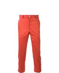 Pantalón chino naranja de Loveless