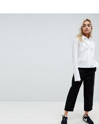 Pantalón chino negro de Asos Petite