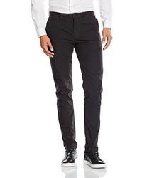 Pantalón chino negro de Burberry