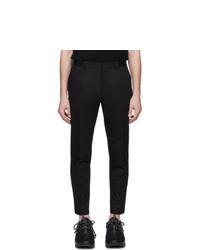 Pantalón chino negro de Dolce and Gabbana
