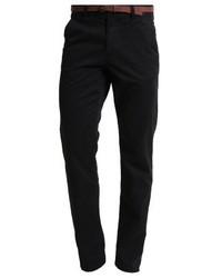 Pantalón Chino Negro de Esprit
