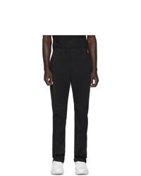 Pantalón chino negro de Fendi