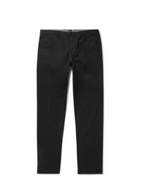 Pantalón chino negro de Hugo Boss