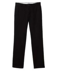 Pantalón Chino Negro de Lacoste