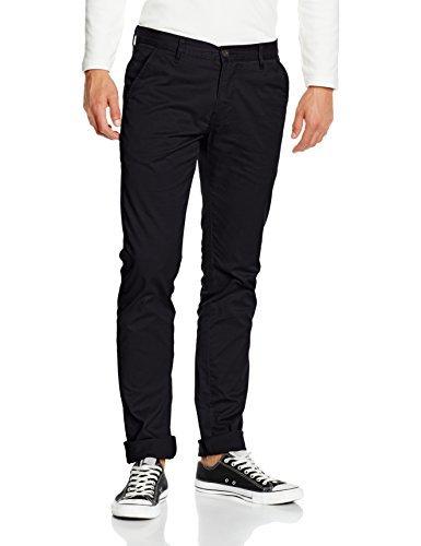 Pantalón chino negro de Lindbergh