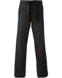 Pantalón chino negro de Maison Margiela