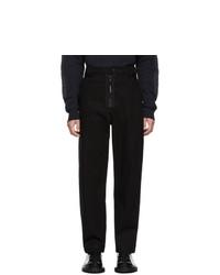 Pantalón chino negro de Moncler Genius