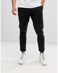 Pantalón Chino Negro de ONLY & SONS