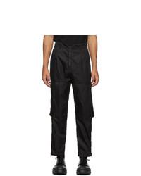Pantalón chino negro de Prada