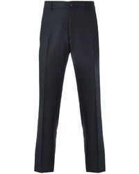 Pantalón chino negro de Salvatore Ferragamo