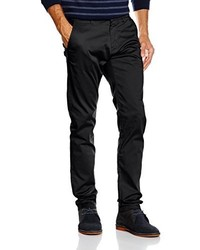 Pantalón chino negro de Tom Tailor