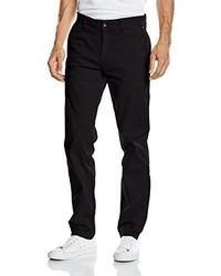 Pantalón chino negro de Tommy Hiliger