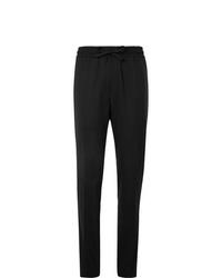Pantalón chino negro de Versace