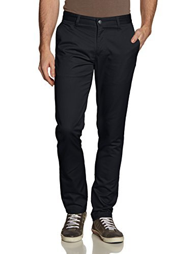 Pantalón chino negro de Volcom