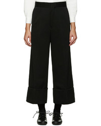 Pantalón chino negro de Y's