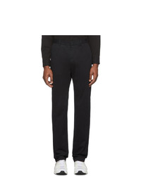 Pantalón chino negro de Z Zegna