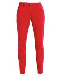 Pantalón Chino Rojo de Comma