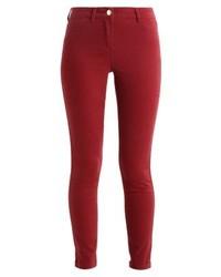 Pantalón Chino Rojo de Dorothy Perkins
