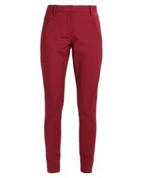 Pantalón Chino Rojo de Fiveunits