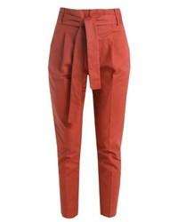 Pantalón Chino Rojo de Noa Noa
