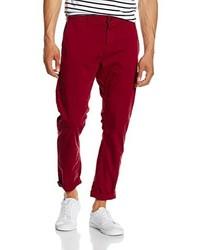 Pantalón Chino Rojo de ONLY & SONS