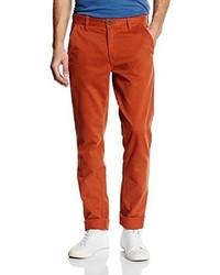 Pantalón chino rojo de Timberland