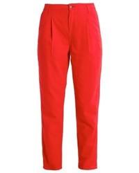 Pantalón Chino Rojo de Tommy Hilfiger