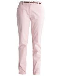 Pantalón Chino Rosado de Esprit