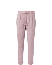Pantalón chino rosado de Officine Generale