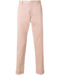 Pantalón chino rosado de Paul Smith