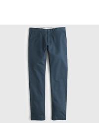 Pantalón Chino Verde Azulado de J.Crew