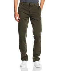 Pantalón chino verde oliva de 7 For All Mankind
